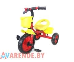 Велосипед трехколесный Favorit Kids FTK-108B напрокат в Минске