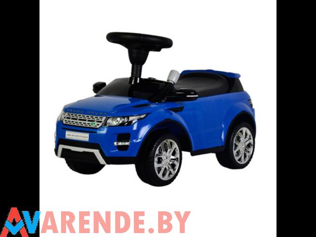Детская каталка Chilokbo Range Rover напрокат в Минске - 1/1