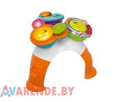Музыкальный столик Chicco Music Band 3in1 напрокат в Минске