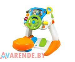 Развивающая игрушка Weina Умный водитель напрокат в Минске