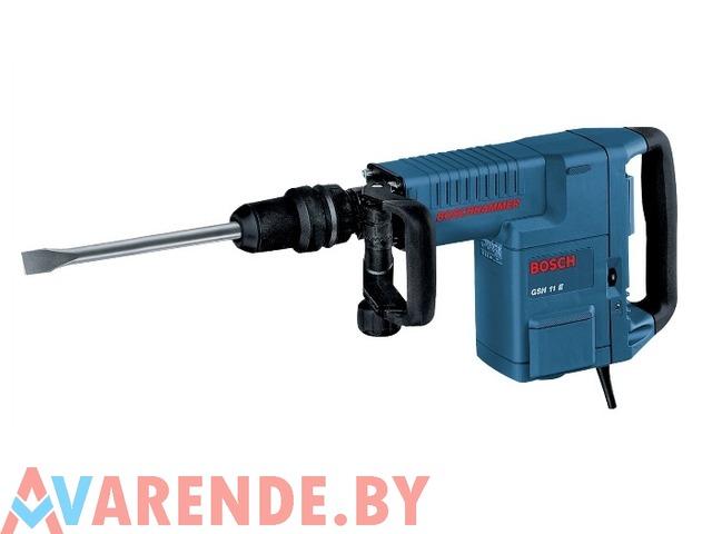 Аренда отбойного молотка Bosch GSH 11 E Professional в Минске - 1/1
