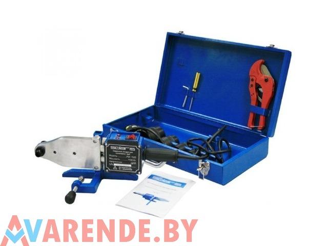 Прокат сварочного аппарата для труб Solaris PW-1500 - 1/1