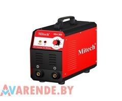 Сварочный аппарат Mitech MMA 205 напрокат в Минске