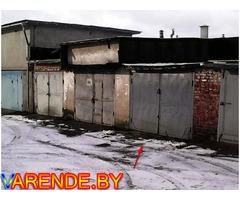 Аренда гаража в Минске, ул. Халтурина
