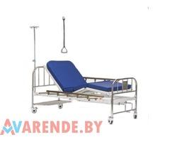 Прокат кровати медицинской 4-x секционной с механическим приводом в Минске