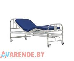 Кровать медицинская 4-x секционная с механическим приводом в Минске