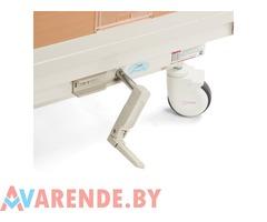 Прокат медицинской кровати 2-х секционной с червячным приводом