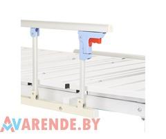 Аренда медицинской кровати с червячным приводом 4-х секционная