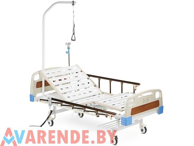 Прокат кровать функциональная Армед RS301 с электроприводом - 1/4