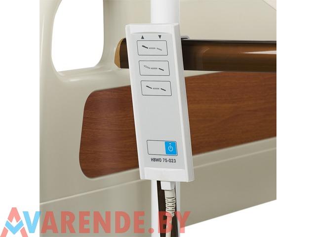 Прокат кровать функциональная Армед RS301 с электроприводом - 2/4