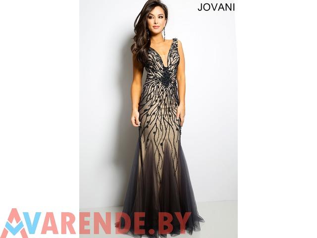 Вечернее платье Jovani 22440 напрокат в Минске - 1/1