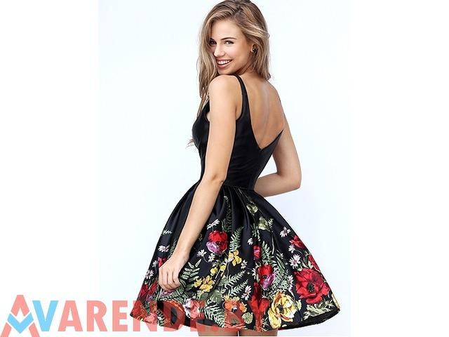 Прокат вечернего платья Sherri Hill 50776 в Минске - 2/2