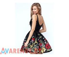 Прокат вечернего платья Sherri Hill 50776 в Минске