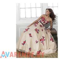 Прокат свадебного платья Sherri Hill 21340 в Минске