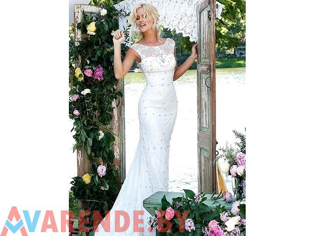 Свадебное платье Sherri Hill 50069 напрокат в Минске - 1/2