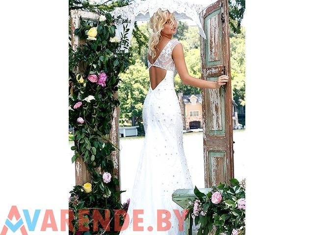 Свадебное платье Sherri Hill 50069 напрокат в Минске - 2/2