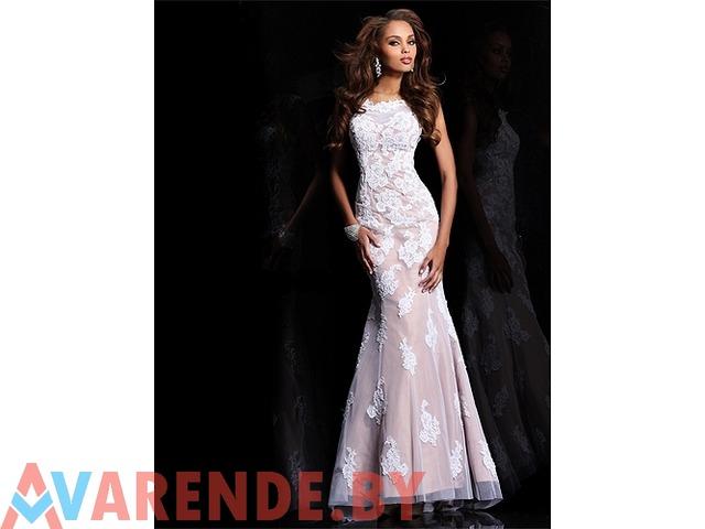 Свадебное платье Sherri Hill 21028 напрокат в Минске - 1/2