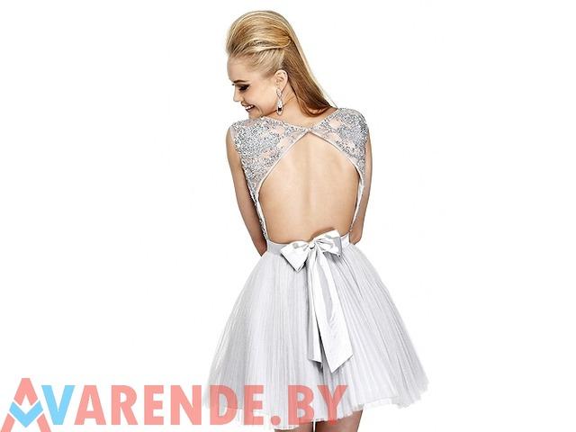 Свадебное платье Sherri Hill 21167 напрокат в Минске - 2/2