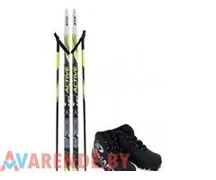 Лыжи беговые (комплект) напрокат в Минске