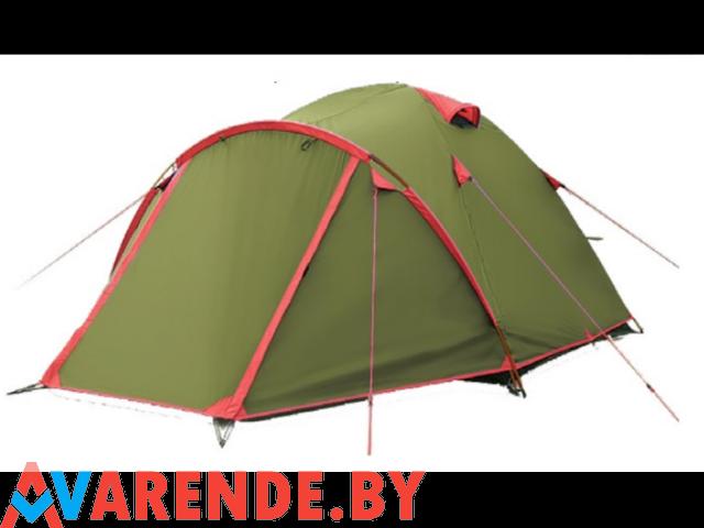 Прокат четырёхместной палатки Tramp Lite Camp 4 в Минске - 1/1