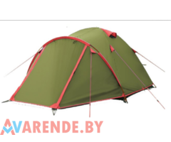 Прокат четырёхместной палатки Tramp Lite Camp 4 в Минске