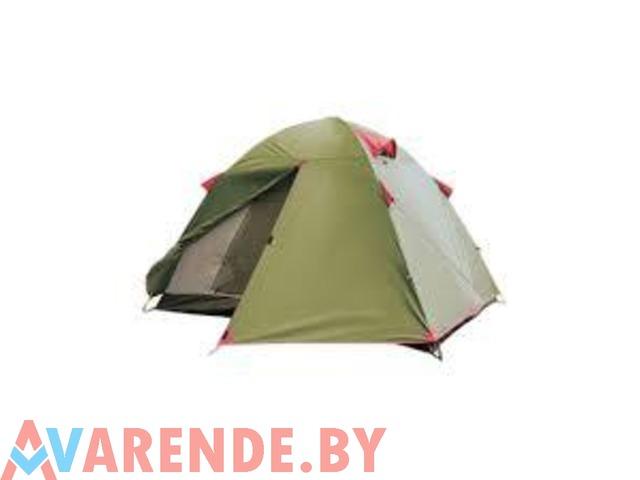 Двухместная палатка Tramp Lite Tourist 2 напрокат в Минске - 1/1