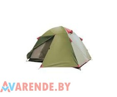 Двухместная палатка Tramp Lite Tourist 2 напрокат в Минске