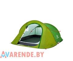 Двухместная палатка Quechua напрокат в Минске