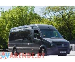 Аренда микроавтобусов 15 и 19 мест в Бресте. Шоп туры в Польшу!!!