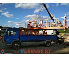 Аренда люлек строительных ЛЭ, ZLP 2 м, 4 м, 6 м. Ремонт, обслуживание, запчасти