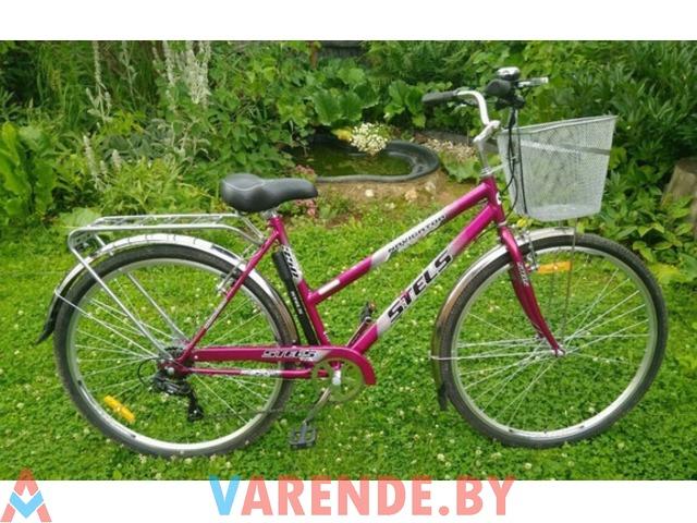 Прокат велосипеда Stels Navigator 350 Lady 28 Z01 в Минске - 1/1