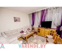 Снять 2-х комнатную квартиру на сутки в Минске, Советский р-н, пр. Независимости 52