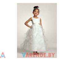 Аренда детских нарядных платьев для девочек в Минске
