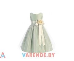 Прокат детских нарядных платьев для девочек в Минске