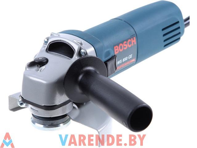 Аренда угловой шлифмашины (болгарка) Bosch 850 в Минске - 1/1