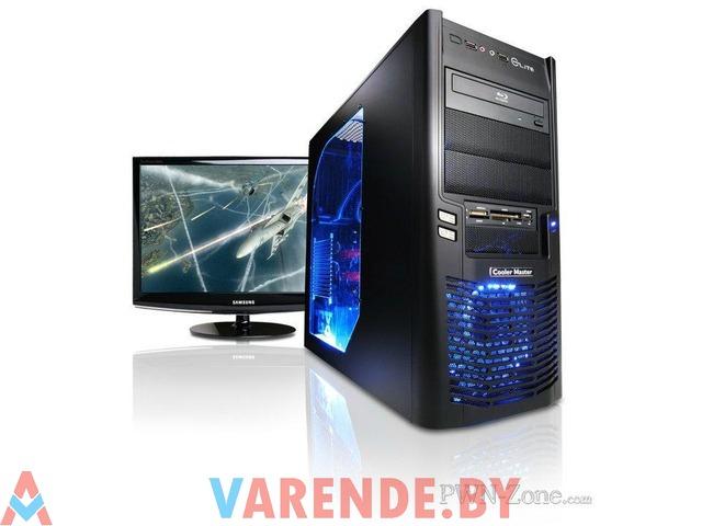 Аренда компьютера AMD FX 8350 Palit R9 280X 3Gb в Минске - 1/1