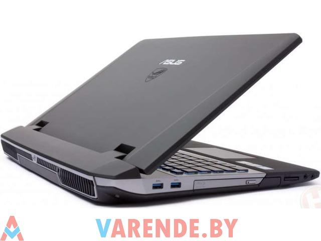 """Игровой ноутбук Asus G75 VW (i7) 17"""" Full HD напрокат в Минске - 1/1"""