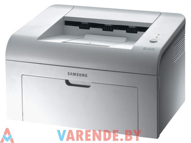 Принтер Samsung ML 2010 лазерный напрокат в Минске - 1/1
