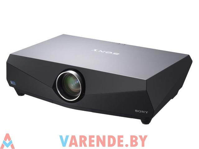 Аренда проектора SONY VPL-FX41 в Минске - 1/1
