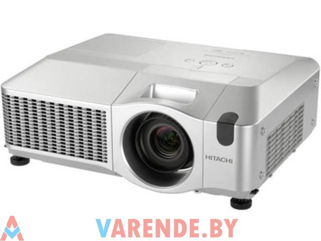 Прокат Проектора Hitach CP-X400 в Минске - 1/1