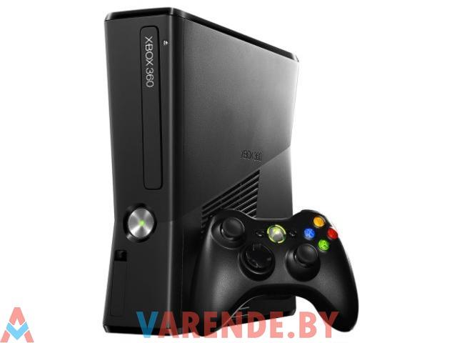 Приставка Xbox 360 напрокат в Минске - 1/1