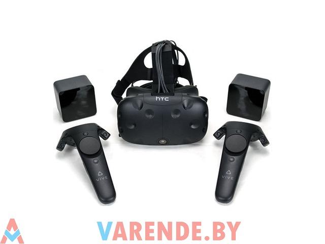 Прокат шлема виртуальной реальности HTC VIVE в Минске - 1/1