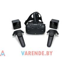 Прокат шлема виртуальной реальности HTC VIVE в Минске