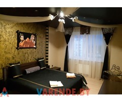 Снять квартиру на сутки в Гродно, 2-комнаты, Октябрьский район, Суворова 302А