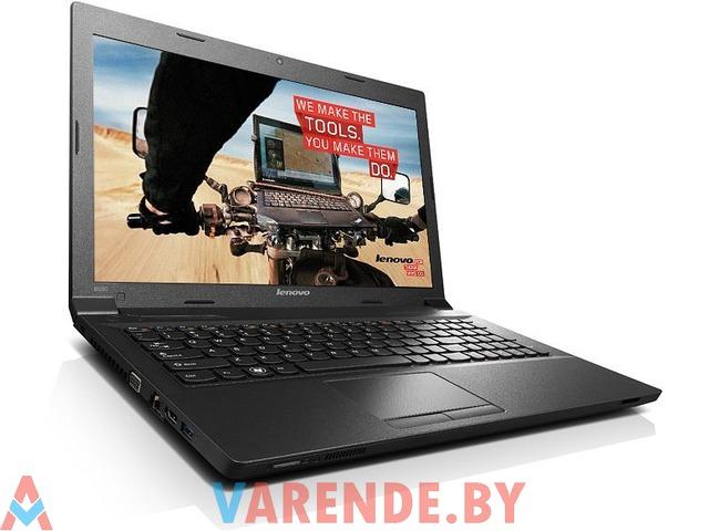 """Аренда ноутбука  Lenovo B590 (multimedia) 15"""" в Минске - 1/1"""