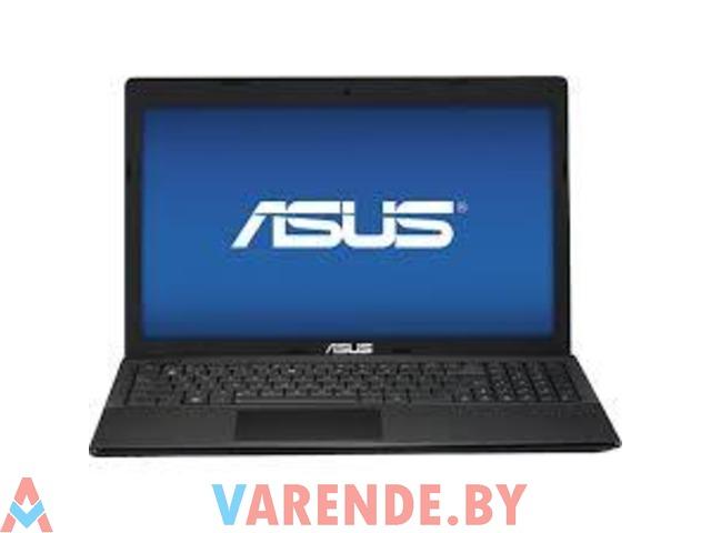 """Ноутбук Asus X55A (multimedia) 15"""" напрокат в Минске - 1/1"""