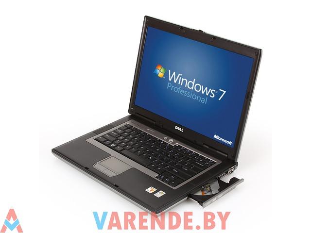 """Прокат ноутбука Dell D531 (office, internet) 15"""" в Минске - 1/1"""