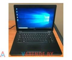 """Аренда ноутбука Dell E5450 i5 (4-го поколения) 14"""" в Минске"""