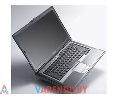 """Аренда ноутбука Dell D630 (office, internet) 14"""" в Минске"""