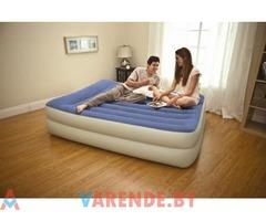 Прокат надувной кровати в Минске
